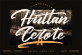 Last preview image of Huttan Cerote