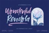 Last preview image of Wonderful Rendola