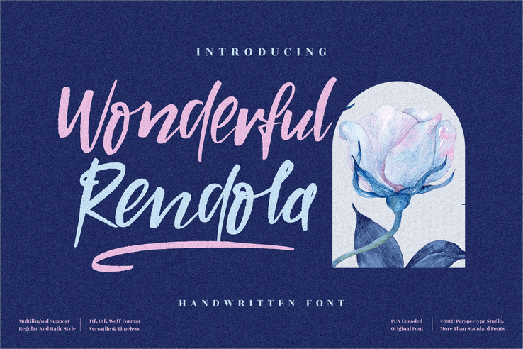 Preview image of Wonderful Rendola