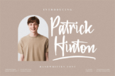 Last preview image of Patrick Hinton