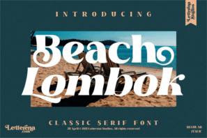Beach Lombok