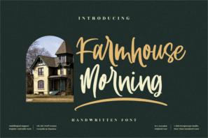 Farmhouse Morning