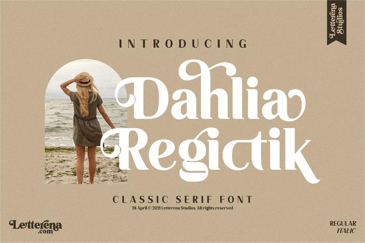 Preview image of Dahlia Regictik