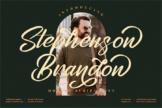Last preview image of Stephenson Brandon