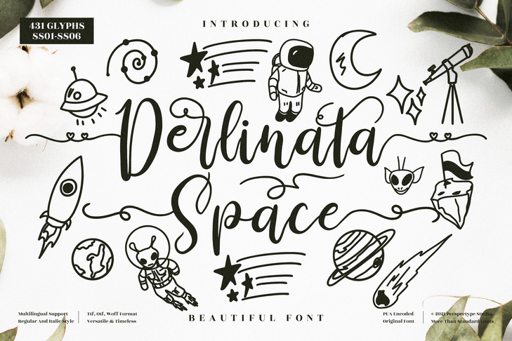 Preview image of Derlinata Space