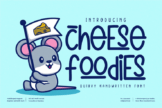 Last preview image of Cheese Foodies