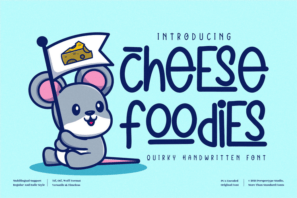 Cheese Foodies