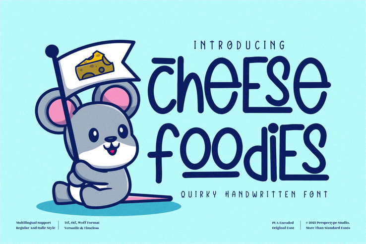 Preview image of Cheese Foodies
