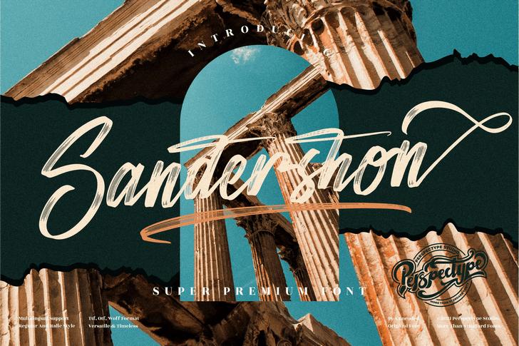 Preview image of Sandershon