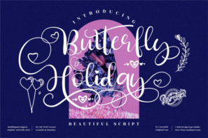 Butterfly Holiday