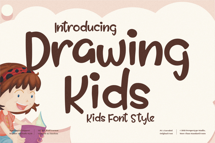 Preview image of Drawing Kids
