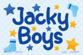 Last preview image of Jacky Boys