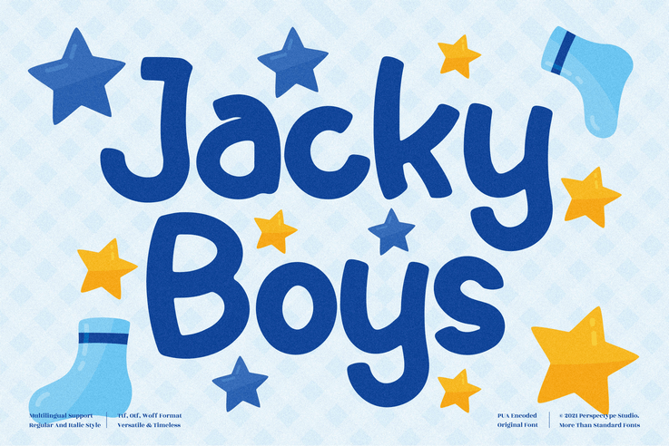 Preview image of Jacky Boys