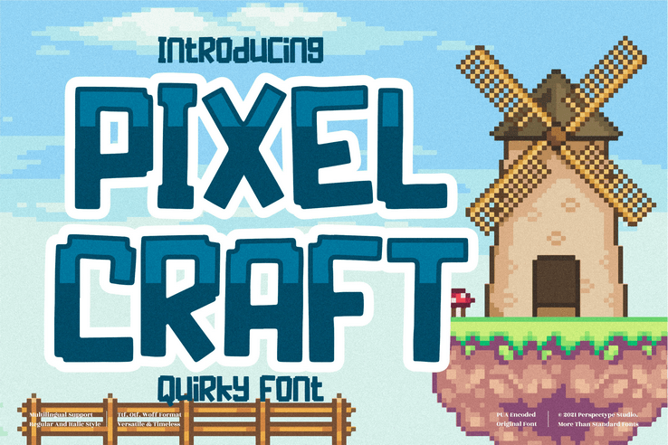 Preview image of Pixel Craft