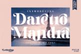 Last preview image of Daretro Mandra