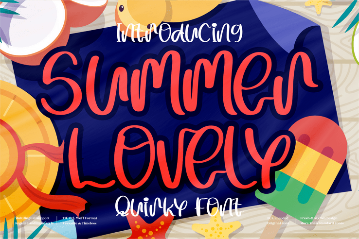 Preview image of Summer Lovely