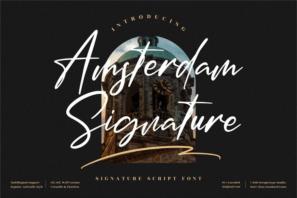 Amsterdam Signature