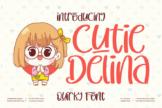 Last preview image of Cutie Delina