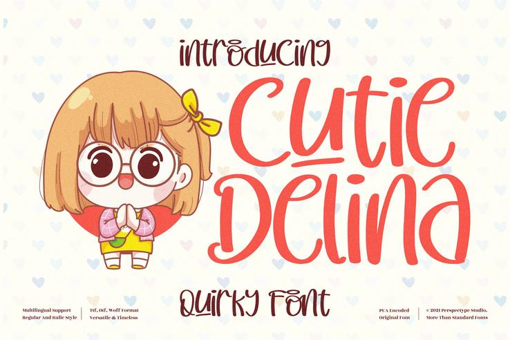 Preview image of Cutie Delina