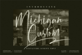 Last preview image of Michigan Custom