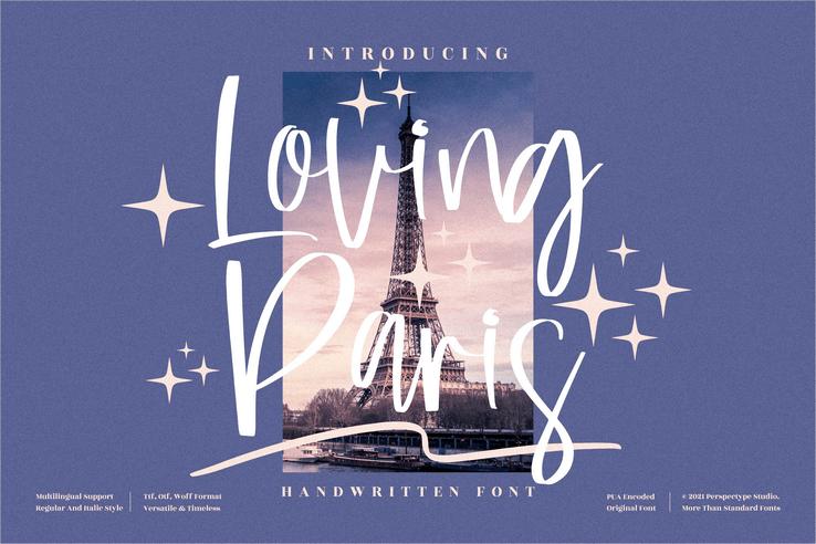 Preview image of Loving Paris