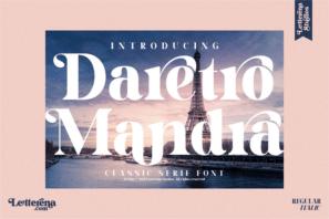 Daretro Mandra