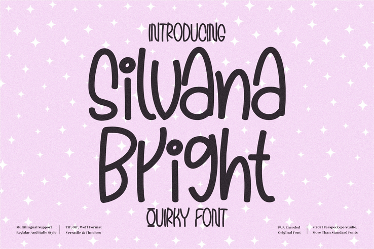 Preview image of Silvana Bright