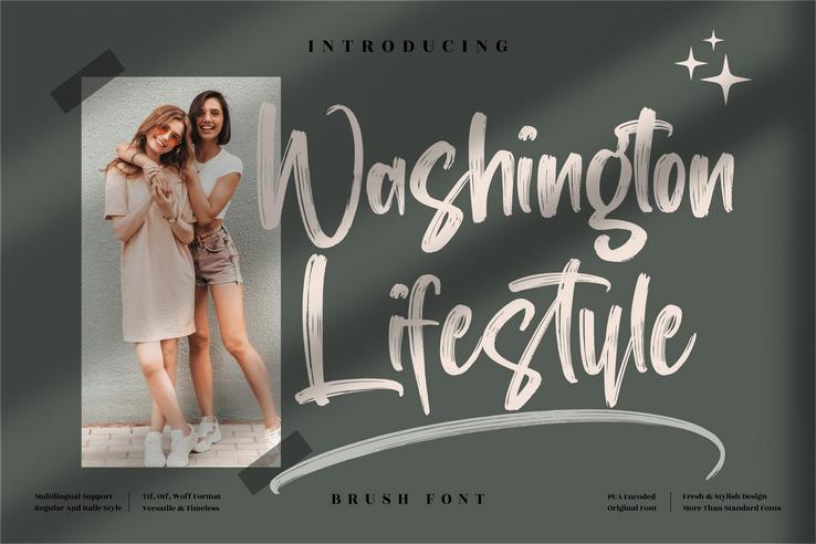Preview image of Washington Lifestyle