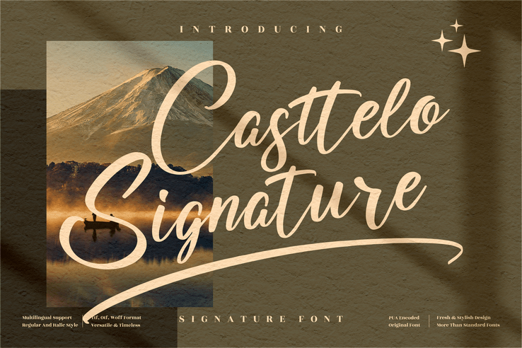 Preview image of Casttelo Signature