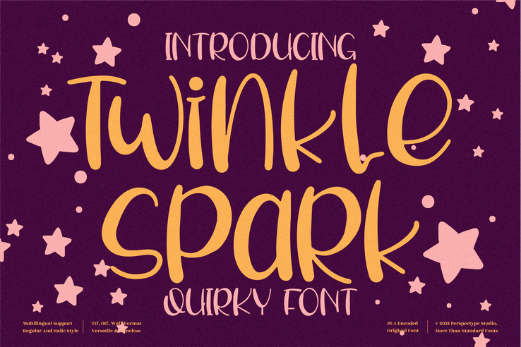 Preview image of Twinkle Spark