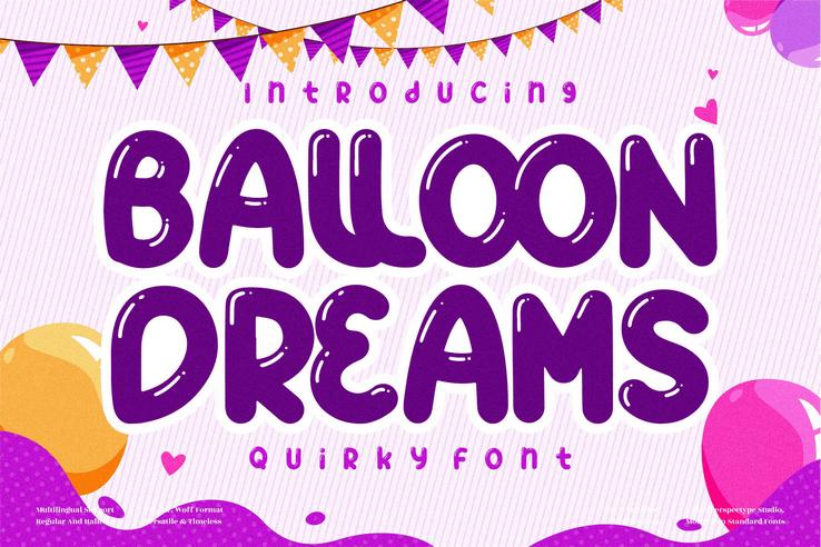 Preview image of Ballon Dreams