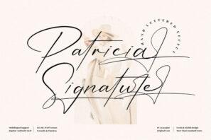 Patricia Signature
