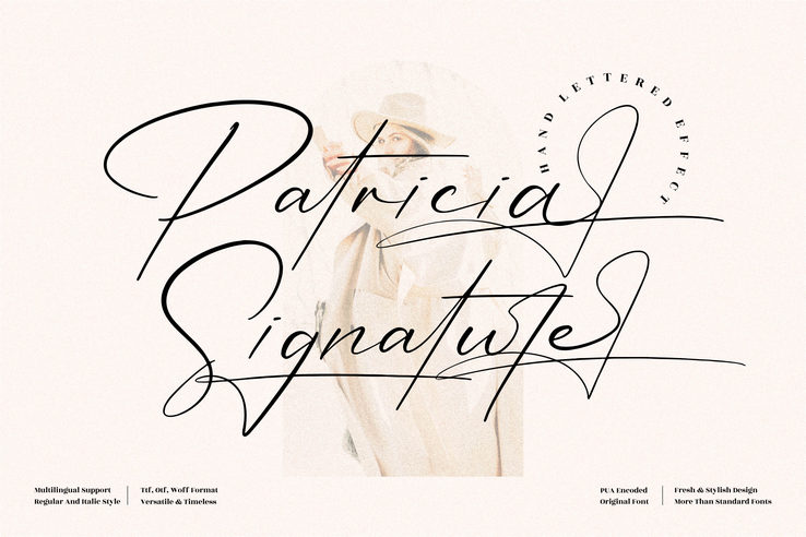 Preview image of Patricia Signature