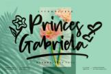 Last preview image of Princes Gabriela