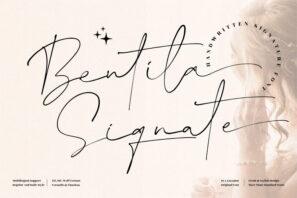 Bentila Signate
