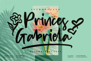 Princes Gabriela