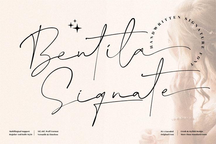 Preview image of Bentila Signate