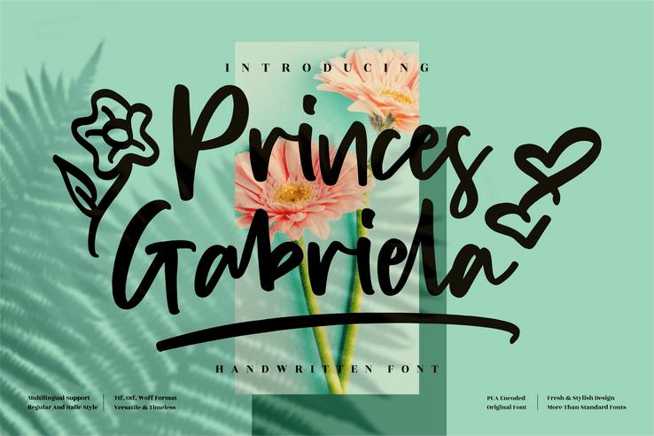 Preview image of Princes Gabriela