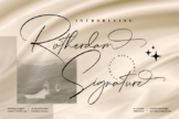 Last preview image of Rotherdam Signature