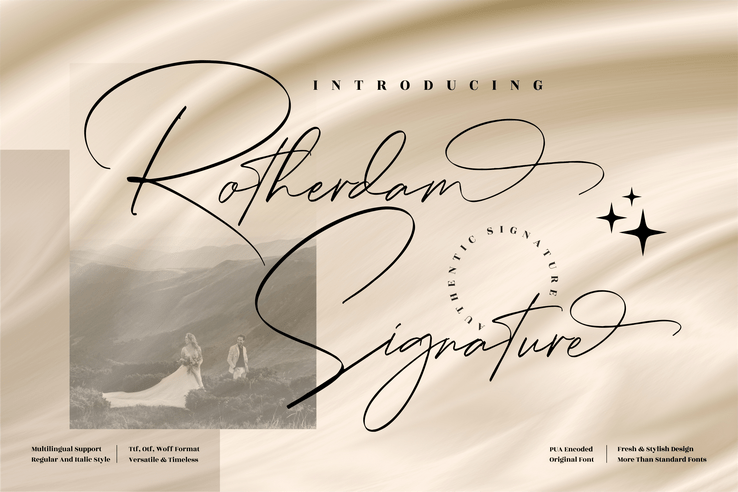 Preview image of Rotherdam Signature