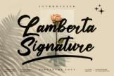 Last preview image of Lamberta Signature