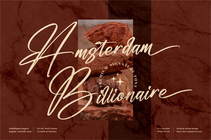 Preview image of Amsterdam Billionaire