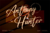 Last preview image of Anthony Hunter