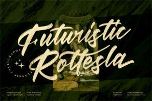 Futuristic Rottesla