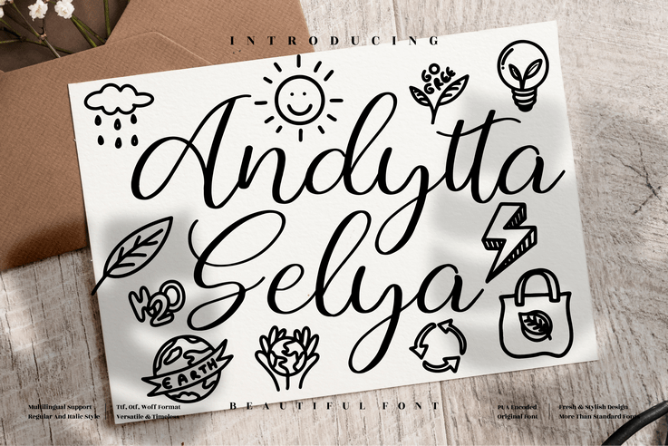 Preview image of Andytta Selya