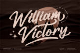 Last preview image of William Victory