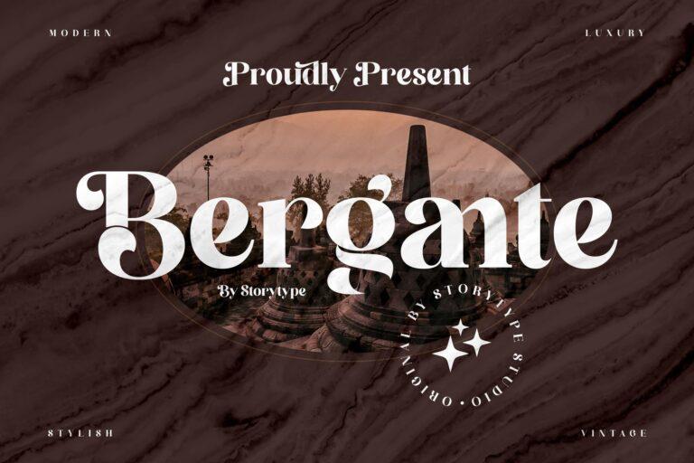 Preview image of Bergante