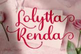 Last preview image of Lolytta Renda
