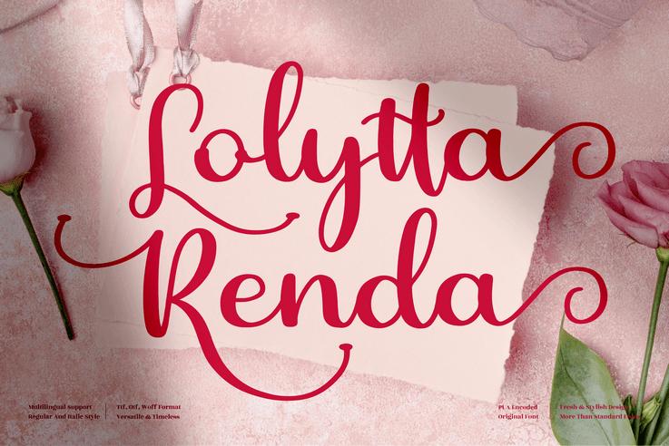 Preview image of Lolytta Renda