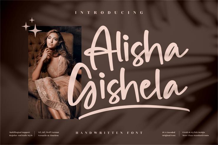 Preview image of Alisha Gishela